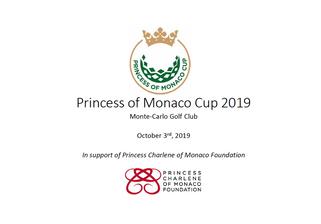 プリンセスモナコカップ2019に協賛