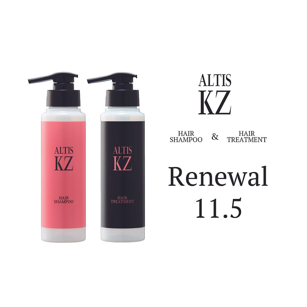 ALTIS KZ FIRST