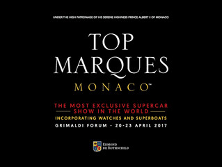 Running a booth at TOP MARQUES MONACO 2017