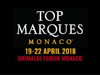 Running a booth at TOP MARQUES MONACO 2018