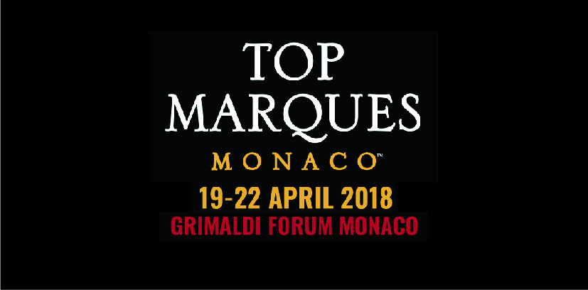 TOP MARQUES 2018 Logo