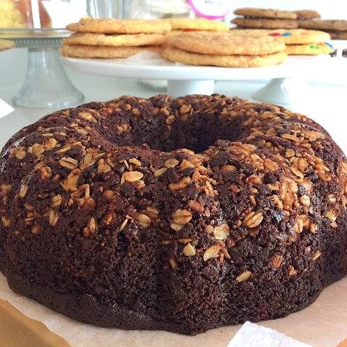 Wholesale Black Sheep Chocolate Oat Crumb Bundt Cake