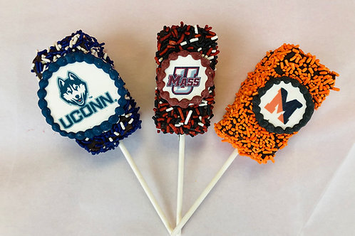 College Decision Brownie Pops! (3) - Shipping Included