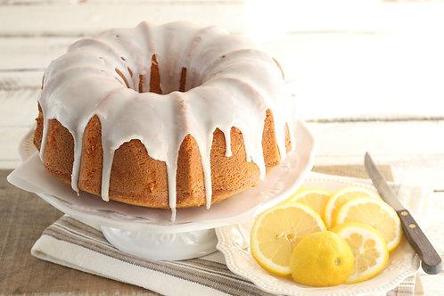 Lemon Bundt Cake with Sweet Lemon Glaze