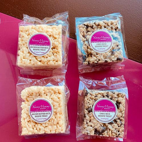 Wholesale WRAPPED Rice Krispie Treats