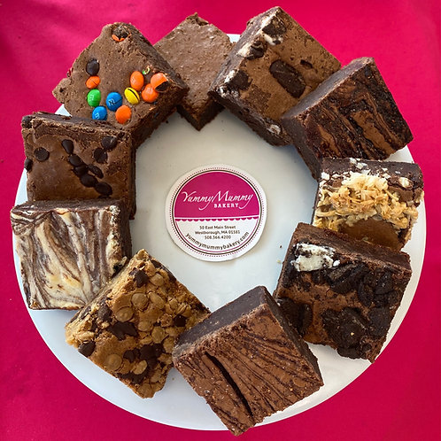 COPLEY Assorted Brownies