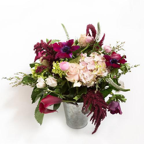 Valentine's Day Blooms n' Sweets Arrangement (BCHL)