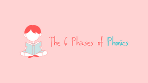 The 6 Phases of Phonics: How Kids Learn to Read & Write
