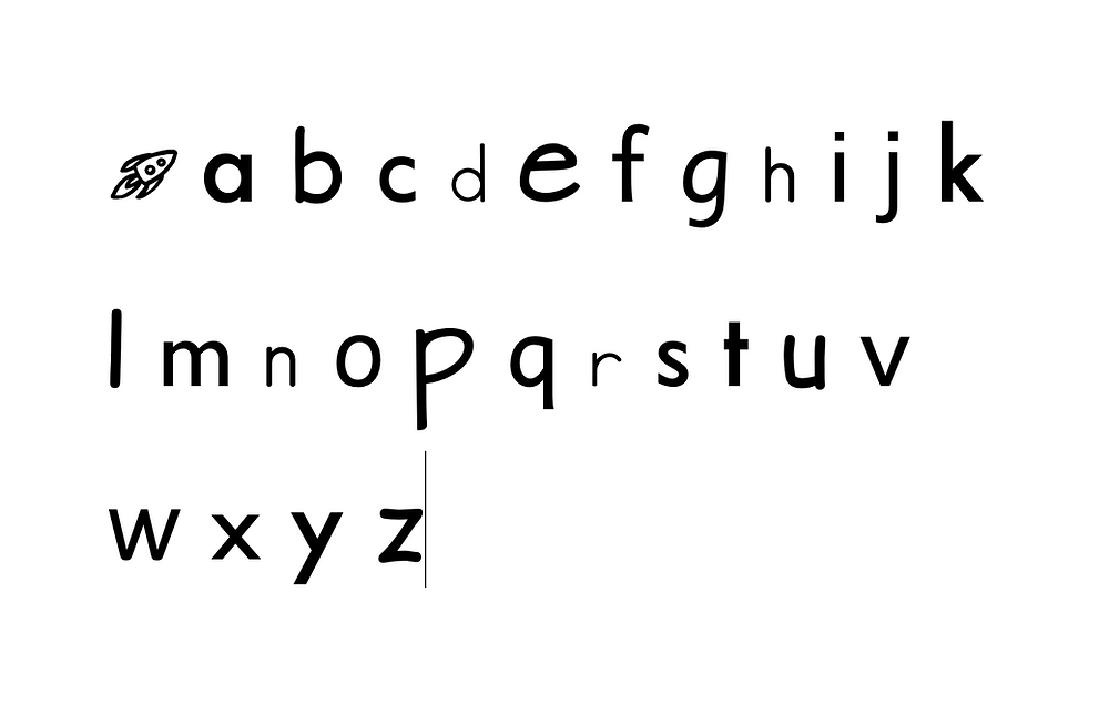 the best child-friendly fonts for kids to read and type with