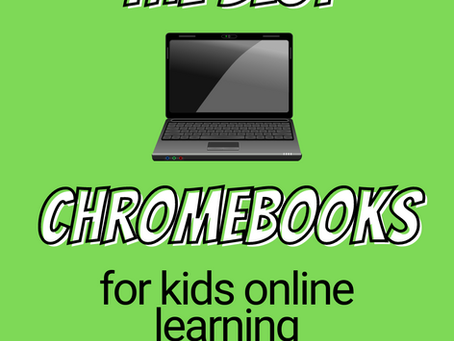 Best Kids Chromebooks for Learning Online