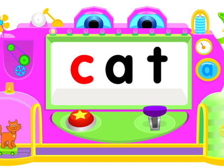 CVC Word Games Online (Tablet-friendly & Fun)