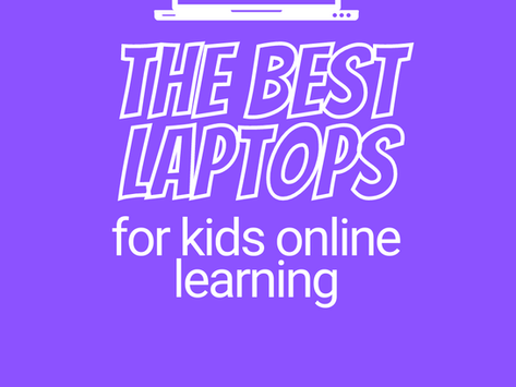 Best Kids Laptops for School and Home Learning
