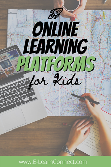 List of Online Learning Platforms for Kids at E-Learn Connect.png