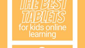 Best Tablet for Kids & Homeschooling