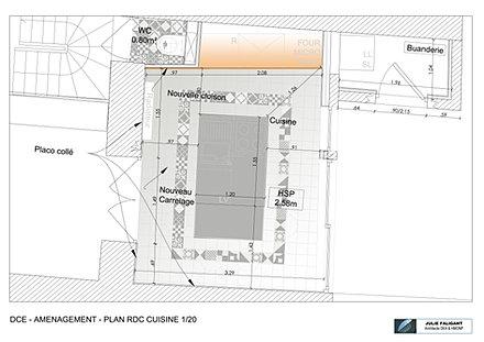 jf architecte niort r novation. Black Bedroom Furniture Sets. Home Design Ideas