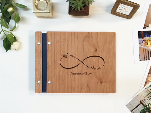 Infinity Guest Book