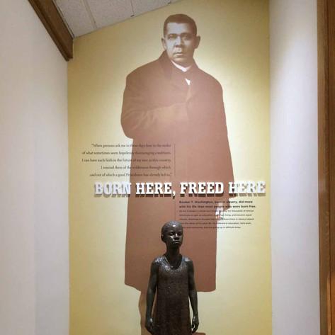 Booker T. Washington Nat'l Monument