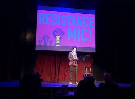 Resistance Mic!