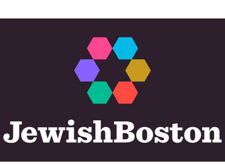"""EXHIBITING"" Featured in Jewish Boston"