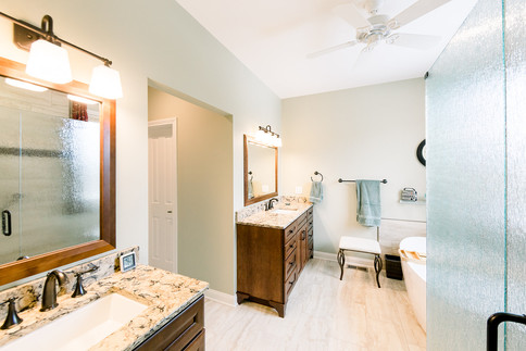 West Chester Bathroom Remodel
