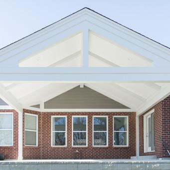 Laine Porch Roof