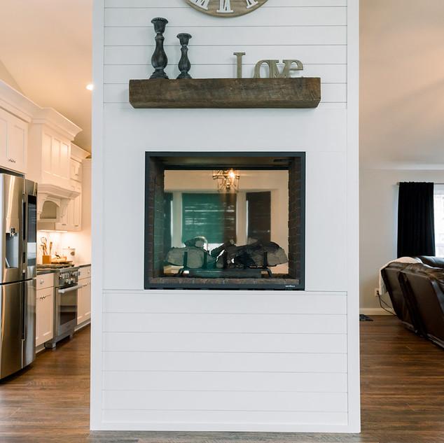 Fireplace Addition