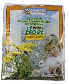 Pets Own Choice kruidenhooi Paardenbloem