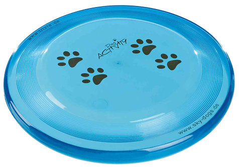 Dog Activity Frisbee