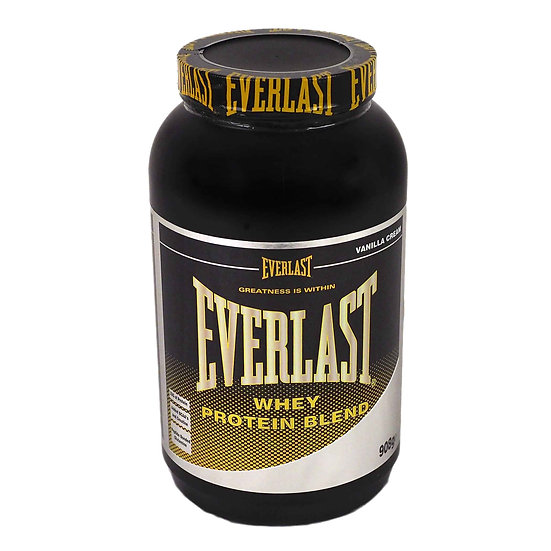EVERLAST WHEY PROTEIN BLEND - CHOC -908GRAMS