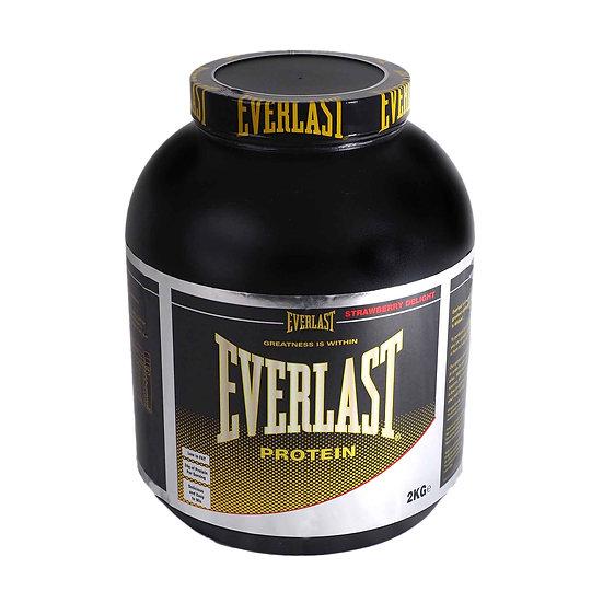 EVERLAST PROTEIN - STRAWBERRY -2KG