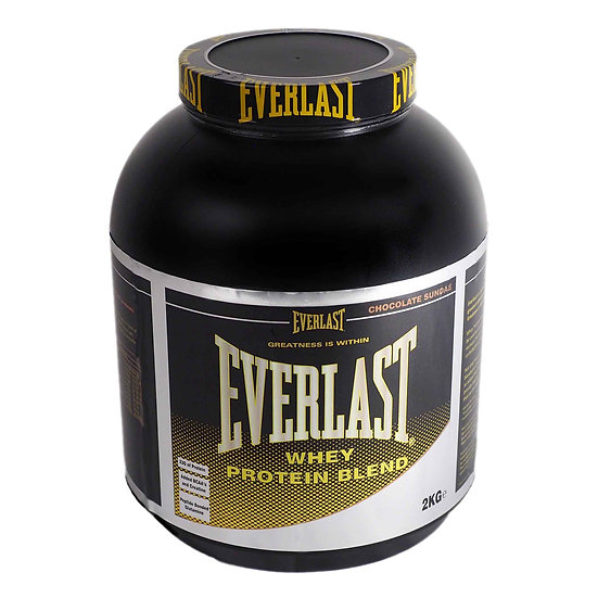 EVERLAST WHEY PROTEIN BLEND - STRAWBERRY -2KG