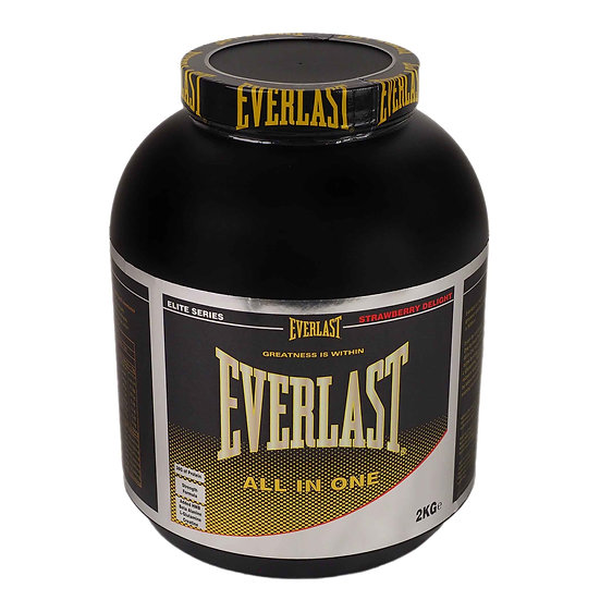 EVERLAST ALL IN ONE - STRAWBERRY -2KG