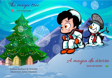 Bilingual Coloring Book: Portuguese/German, Portuguese/English, Russian/English