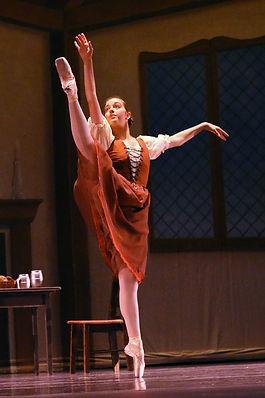 Emma Rutter Hansel and Gretel Littleton Youth Ballet