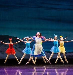 Alice in Wonderland Littleton Youth Ballet