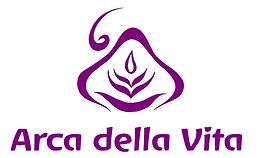 Logo Arca viola con scritta.png