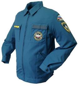 Куртка МЧС (рип-стоп)