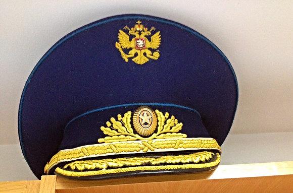 Фуражка Генеральская ВВС