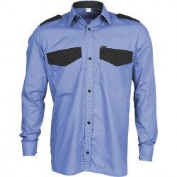 Рубашка охранника с длинным рукавом