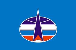 Флаг Космические войска