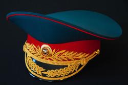Генеральская фуражка МО