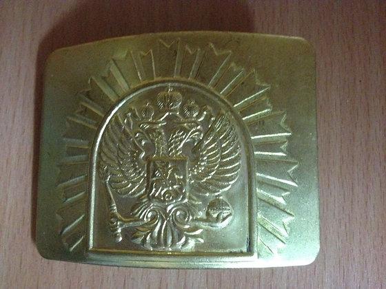 Бляха кадетская (латунь)