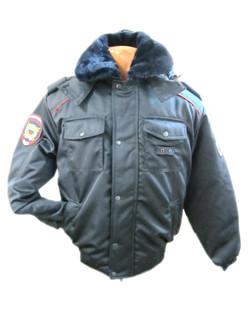 Куртка полиции Оперативка зимняя