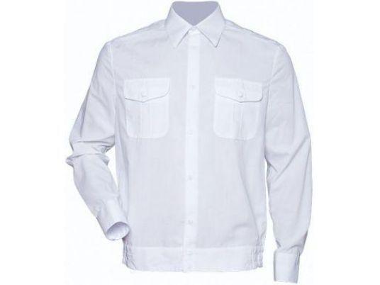Рубашка Полиции белая дл.р.