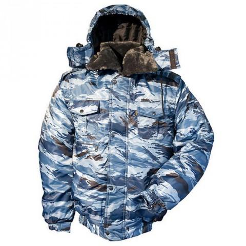 Куртка Спецназ зимняя (серый камыш)
