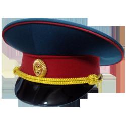 Фуражка Парадная ВВ МВД