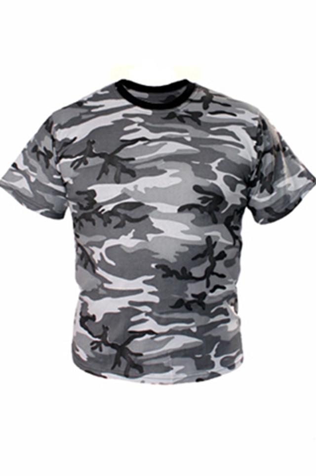 футболка Серый камыш