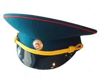 Фуражка МЧС парадная