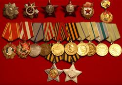 Ордена и медали, можно на заказ