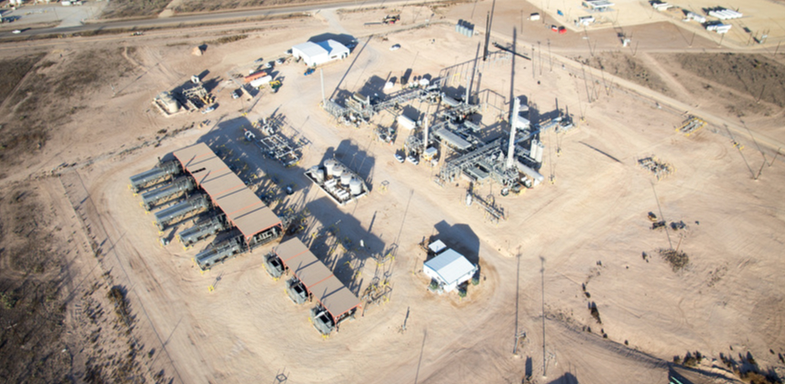 Oil Pad & Gas Inspection